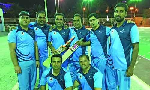 Inter Hotel Cricket: Ritz-Carlton (B) win