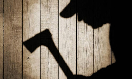 Wife seeks divorce from husband who attacked her with an axe