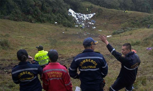 Airline chief arrested after Colombia plane crash