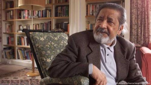 V S Naipaul, my wonderful, cruel friend