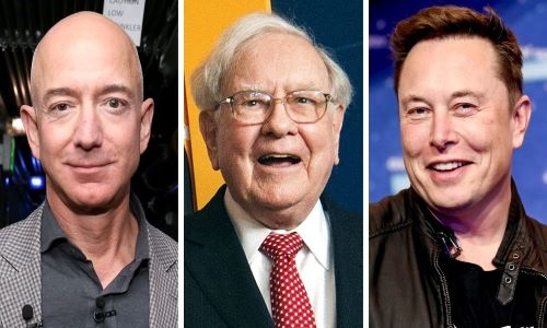 Musk, Bezos, other billionaires avoid US income taxes