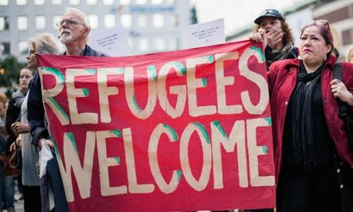 Sweden, a blessed land for migrants