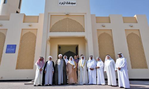 В Бахрейне построены 13 новых мечетей