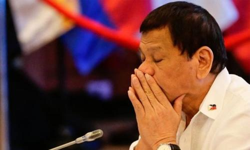 Philippines' Duterte skipped Asean meetings to take 'power naps'