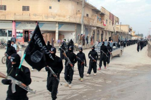 IS confirms killing of number two in US air strike