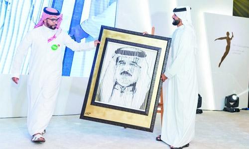 Shaikh Nasser awards issued