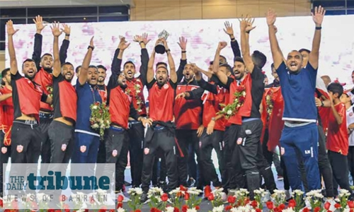 Bahrain national football team get gifts worth more than BD4 million
