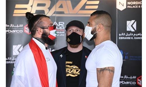 Fakhreddine asks for BRAVE CF 51 bout against Said Maalem