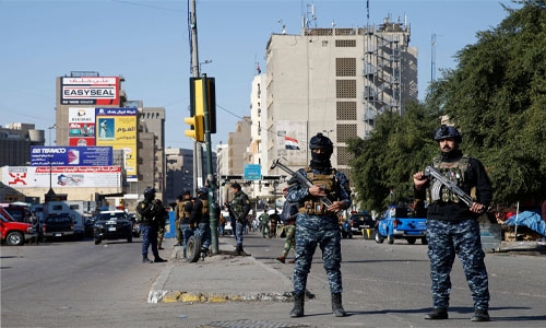 11 Iraqi fighters killed in Daesh attack