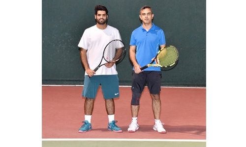 Mohammed-Khonji pair face Ahmed-Hassan duo in Super Doubles final
