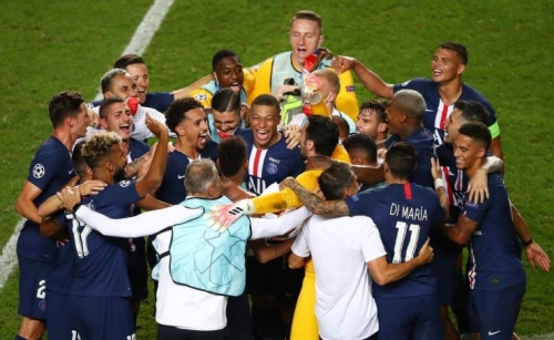 PSG reach first Champions League final with 3-0 over Leipzig