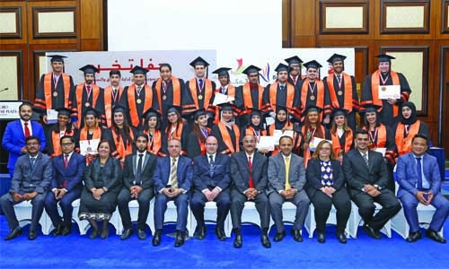HTMi graduation ceremony held
