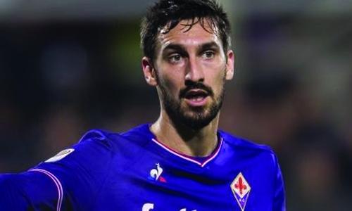 Fiorentina, Cagliari retire  Astori's number 13 shirt