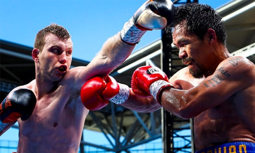 Pacquiao wants Horn rematch in the Philippines