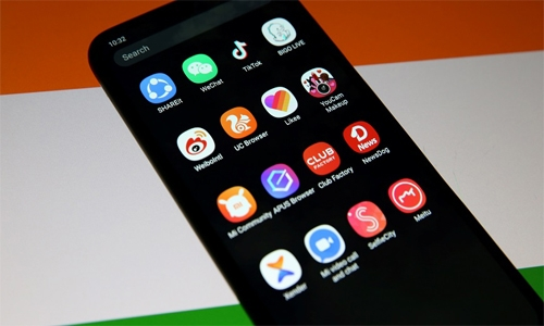 China opposes Indian bans of its mobile apps