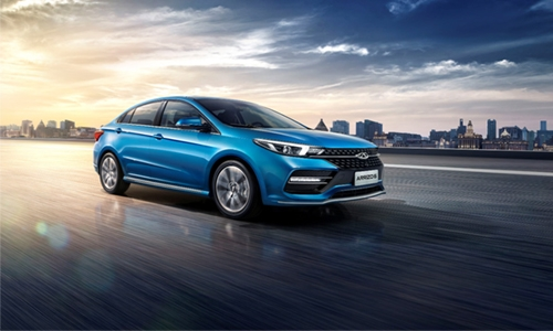 All-new Chery ARRIZO 6 launched