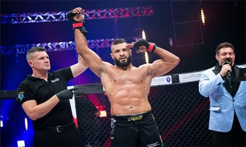 After devastating KO, Mohammed Said Maalem wants shot at BRAVE CF crown