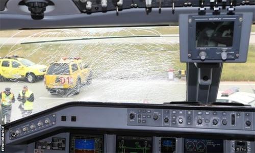 Fenerbahce plane in Budapest emergency landing