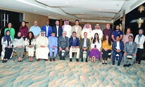 BAC hosts professional accreditation programme