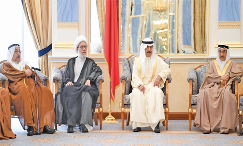 Bahraini leaders working 'hand in hand': HRH the PM