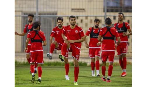 'Live in the moment': Bahrain's head coach Sousa