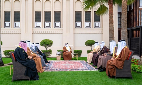 Bahrain will not tolerate harming homeland and citizens' interest: HRH Prince Salman