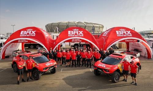 Bahrain Raid Xtreme make Dakar debut