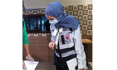 Bahrain Health Ministry inspects 162 restaurants, press charges against 32 for Covid-19 violations