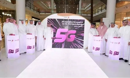 VIVA Bahrain launches 5th Generation network