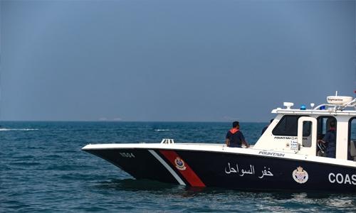 Bahrain Policeman killed as boat rams Coast Guard patrol vessel in escape attempt