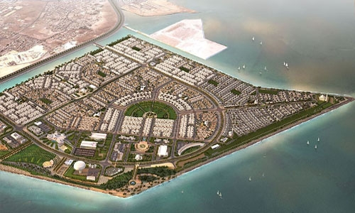 BD260m East Sitra City project is progressing according to timetable