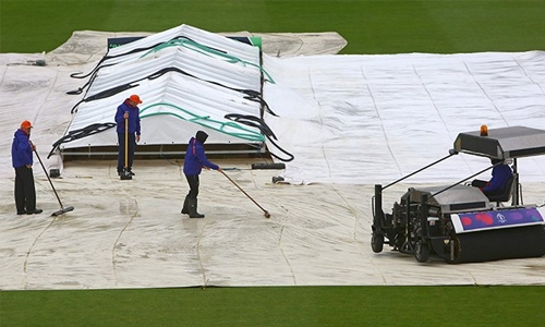 Bangladesh-Sri Lanka washout sets record
