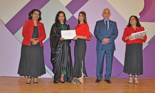 Bahrain women have 'proven  their ability'