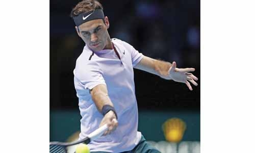 Federer opens with win over Jack Sock