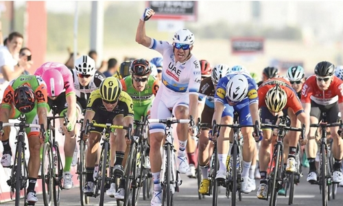 Kristoff claims opening stage