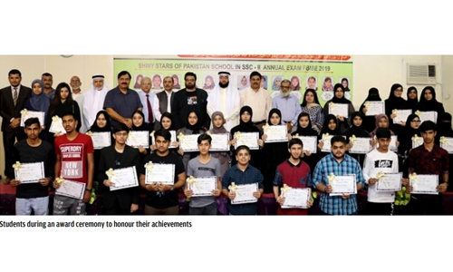 Pakistan School excel in SSC II