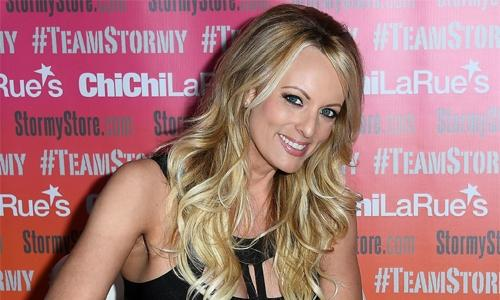 Stormy Daniels to pay Donald Trump nearly $300,000