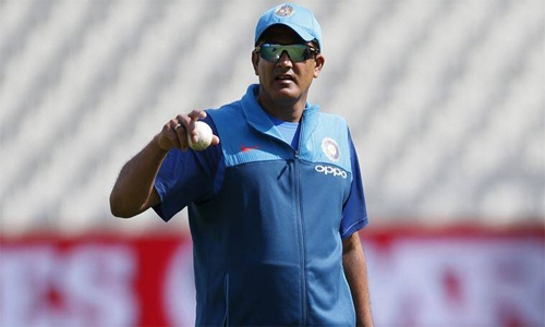 Anil Kumble touted to return as India's cricket team's coach