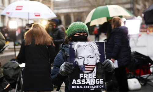 UK judge rules WikiLeaks' Assange should not be extradited to US