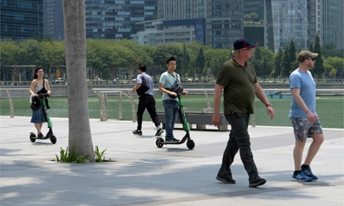 E-scooter riders caught on Singapore footpaths may be jailed