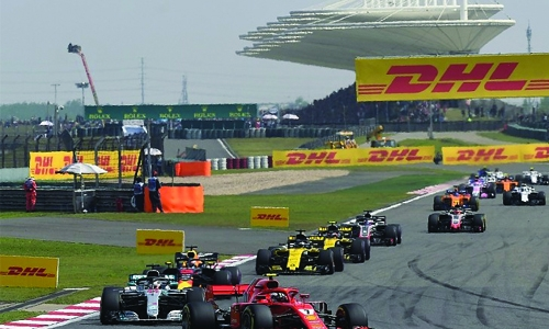 F1 order could change at every race