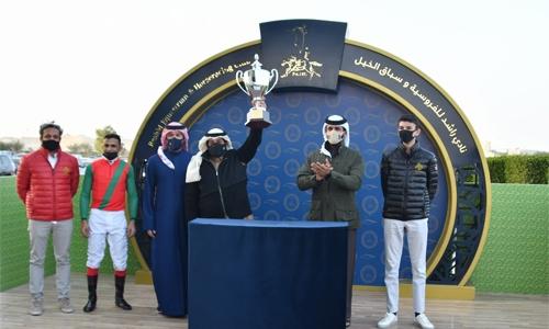 Glen Force lifts HH Shaikh Nasser Cup