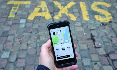 Top court of European Union terms Uber as transport service