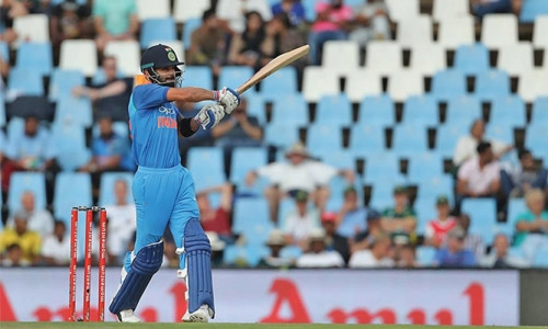 India wallop South Africa
