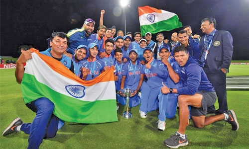 India lift U-19 World Cup