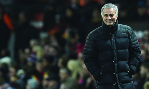 Mourinho sets sights on Liverpool and Arsenal