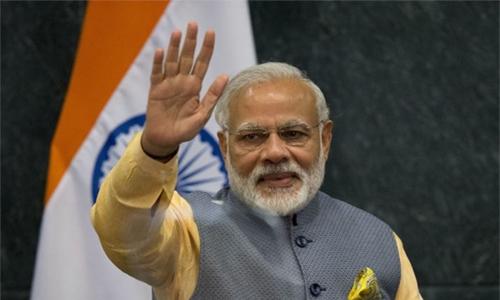 Namaste Modiji