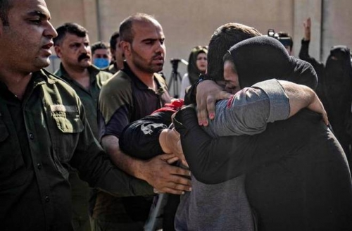 Syria Kurds free hundreds of IS militants as part of amnesty