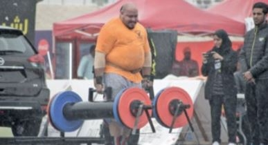Shaikh Khalid approves date for Strongest Bahraini Man