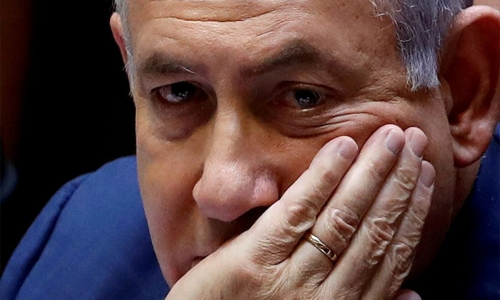 Netanyahu faces end of rule in parliamentary vote on new government